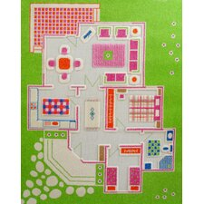 IVI Carpets-Playhouse Kids Rug