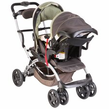 <strong>Dream On Me/Mia Moda</strong> Compagno Sit and Stand Stroller