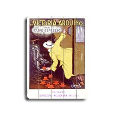 "La Victoria Aduino Wood Sign - 12"" x 9"""