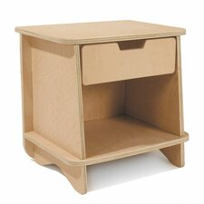 Aero 1 Drawer Nightstand