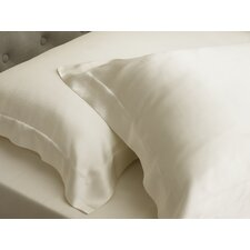 Lanham Tailored Single Pillowcase in Vanilla