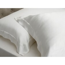 Lanham Tailored Single Pillowcase in Snow