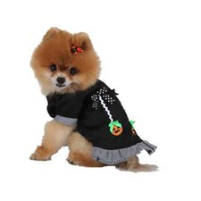 Halloween Pumpkin Dog Dress