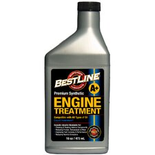 Premium Synthetic Engine Treatment for Gasoline Engines, Compatible with All Types of Oil