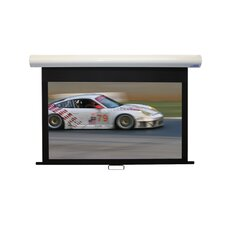 "Matte White HDIII Manual Screen with 3 in. Roller - 160"" diagonal Video Format"