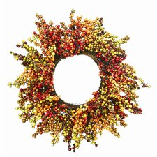 Berry Harvest Wreath