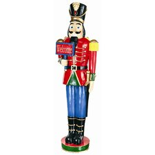 Welcome Nutcracker Decoration
