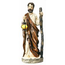 Joseph Statue Christmas Decoration