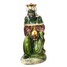 Kneeling King Statue Christmas Decoration