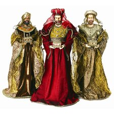 Royal Three Kings Figurine Set