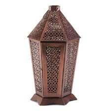 Signature Series Byzantine Metal Lantern