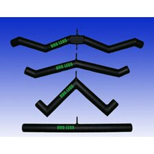 Hog Legs The Rack FAT Grip Four Piece Cable Bar Attachment Set