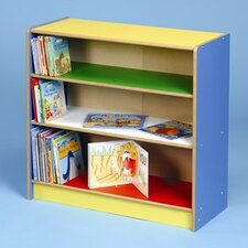 Three Shelf Bookcase