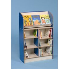 Single Sided Bookcase without Lectern