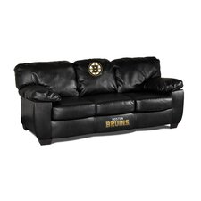 NHL Classic Leather Sofa