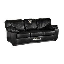 NHL Classic Leather Sofa
