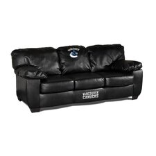 NHL Leather Classic Sofa