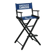 NHL Bar Height Directors Chair