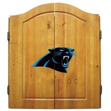 NFL Team Logo Complete Dart Cabinet Set
