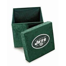 NFL Cube Ottoman