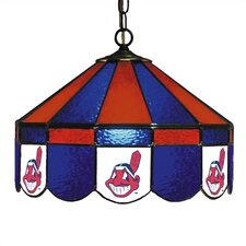 MLB Team Logo Stained Glass Pub Light