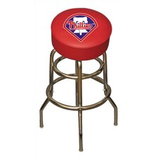 "MLB Team Logo 30"" Bar Stool"