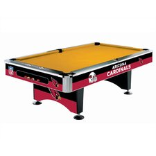 NFL 8' Pool Table
