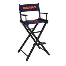 NFL Bar Height Director Chair