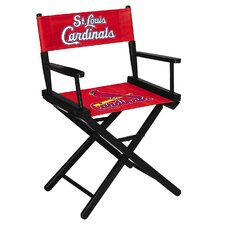 MLB Table Height Directors Chair