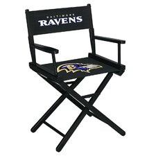 NFL Table Height Director Chair