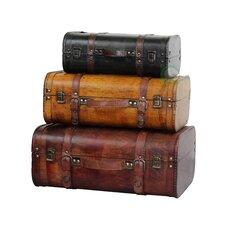 3 Piece Suitcase Set