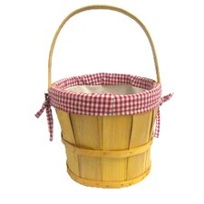 Woodchip Bushel Basket