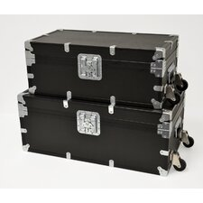 <strong>Rhino Trunk and Case</strong> Indestructo Travel Trunk