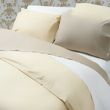 """Poly Cotton 15"""" Deep Fitted Sheet"""