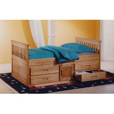 Captain Single Bed Frame