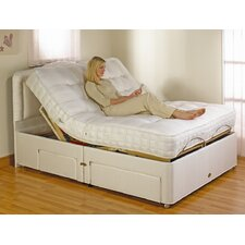 Emily Pocket/Memory Divan Bed