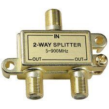 <strong>Axis Communications</strong> 5 MHz–900 MHz 2 Way Splitter