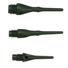 15,000 2BA Tufflex Black Dart Tips S.S