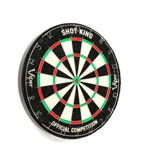 Shot King Bristle Dart Board