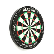 <strong>GLD</strong> Dead-On Bristle Dart Board