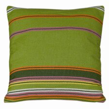 Sunrise Velour Binding Cushion