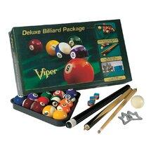 Deluxe Billiards Package