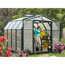 <strong>Rion Greenhouses</strong> Hobby Gardener Polycarbonate Greenhouse