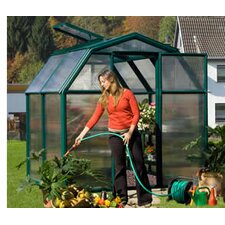 EcoGrow Polycarbonate Greenhouse