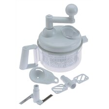 <strong>Progressive International</strong> Manual Food Processor