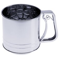 <strong>Progressive International</strong> 5 Cup Triple Screen Flour Sifter