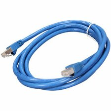 "Kaybles 84"" Cat 6A STP Cable"