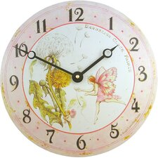 Fairie Wall Clock