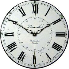Large Clockmakers Dial Wall Clock