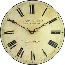 Antique Style Lascelles Wall Clock